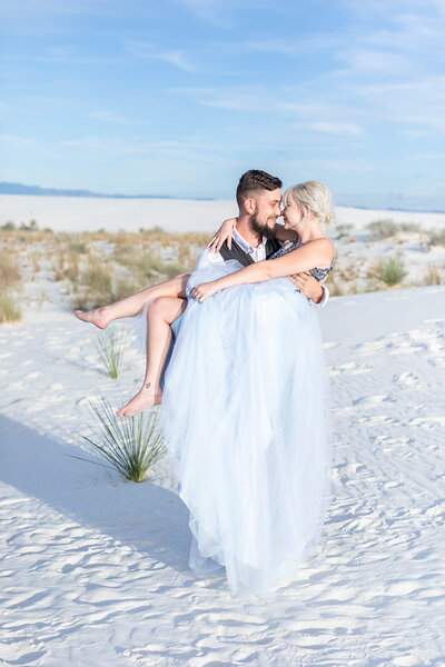 White Sands Engagement Photos by Kaci Lou Photography for Maddie and Bo-6000_websize