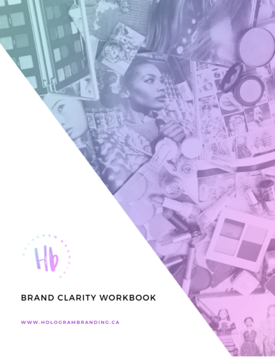 BRAND CLARITY WORKBOOK