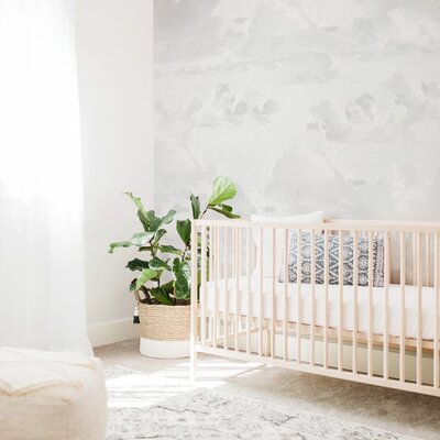 Add wallpaper to any nursery design
