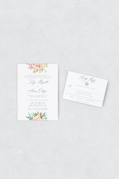 pirouettepaper.com | Wedding Stationery, Signage and Invitations | Pirouette Paper Company | Semi Custom Invitations | The Alice  01