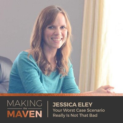 making-the-maven-jessica-eley-podcast-interview