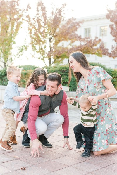 Koller Family Session_Utah State Capitol Fall 2019_012