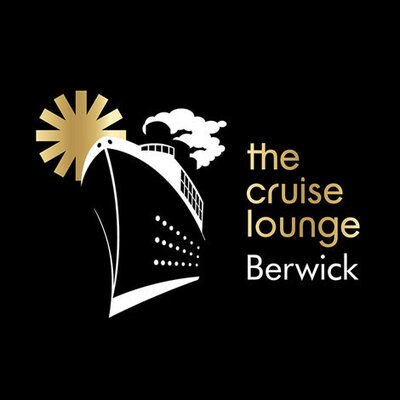 The Cruise Lounge Berwick Logo by The Brand Advisory