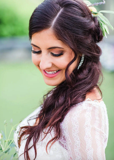 ct-wedding-hair-and-makeup-smudge-makeup