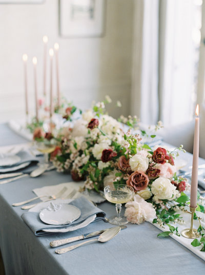 Wedding designer in Paris | Jennifer Fox Weddings