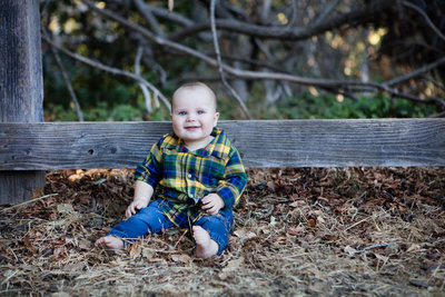 Baby in Nature Photography