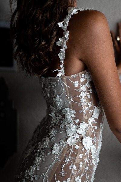 model-wearing-galia-lahav-embellished-wedding-dress