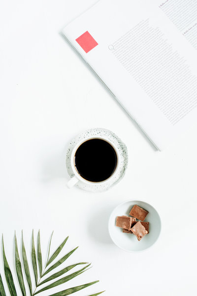 Canva - Coffee with Morning Breakfast