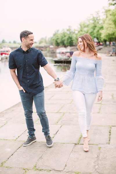 North Wales engagement shoot – Kate and Bryn