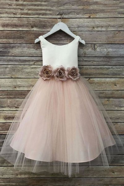 Forever Bridal Flower Girl Dress 3