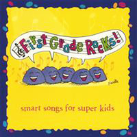 First Grade Rocks Album Cover