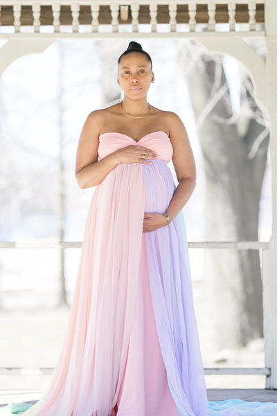 Dreamcatcher Rose Studios - maternity - brooklyn ny - pregnant and sexy