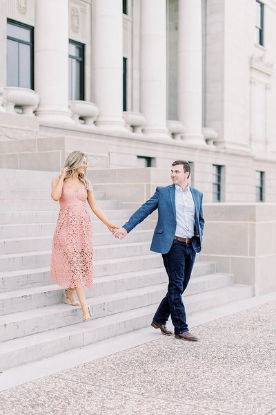 Engagement Session at Texas A&M by Houston Wedding Photographer Alicia Yarrish Photography_0027