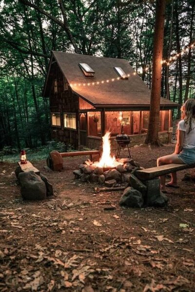 How To Live Rent-Free By Living Off-Grid