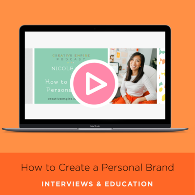 Design Tips - Personal Brand