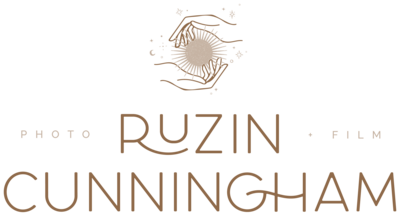 Ruzin Cunningham Photo and Film logo