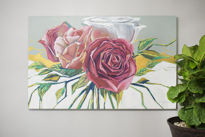 A_bunch-of-roses_30x48_1