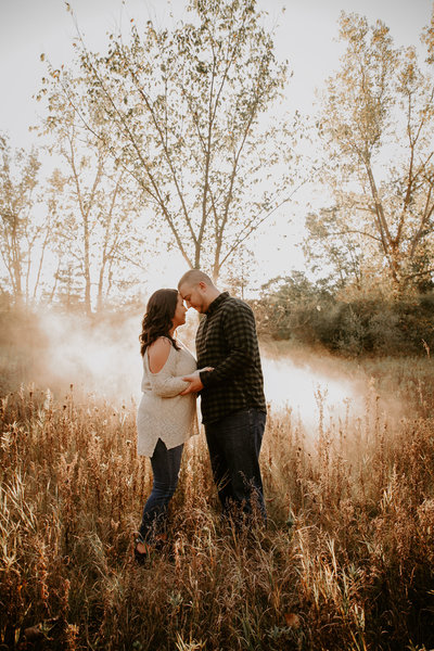 Grand Rapids Engagement Photographer