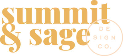 summitsage - primary lg - NO tagline - honey and peach