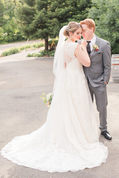 A Classic Sequoia Mansion Wedding by Adrienne and Dani Photography