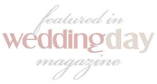 featured in wedding day magazine
