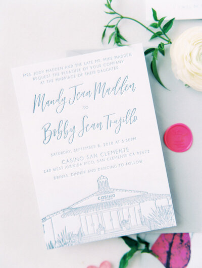 pirouettepaper.com | Wedding Stationery, Signage and Invitations | Pirouette Paper Company | Invitations | Jordan Galindo Photography _ (8)