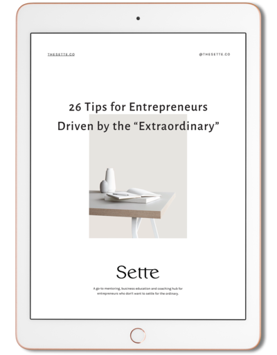 Mockup of 26 Tips Ebook