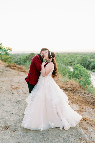 adventure wedding photographer in southern California