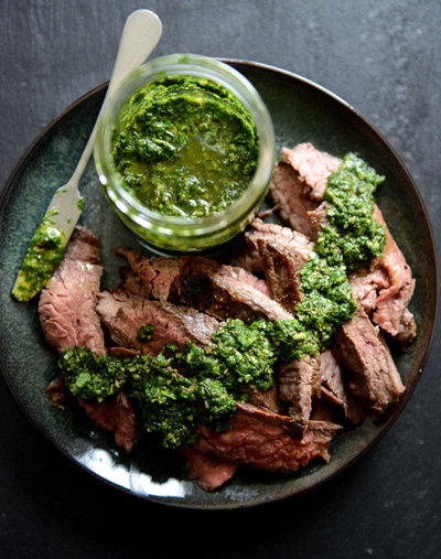 chimichurristeak