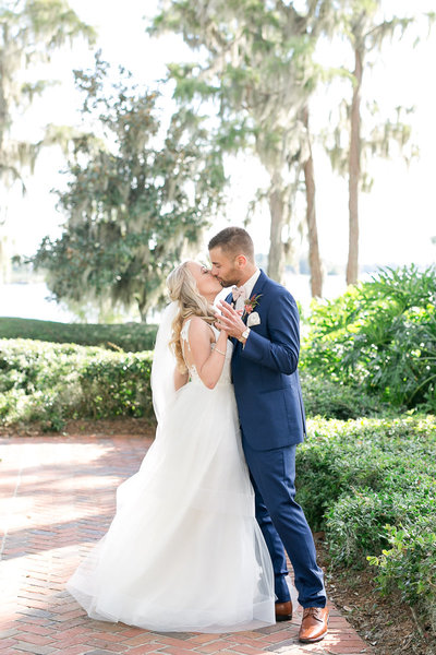 Lindsey & Matt Cypress Grove Estate House Wedding 26