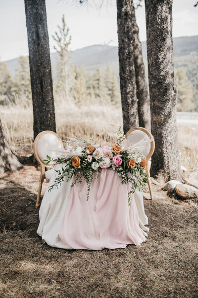 elopement intimate wedding calgary banff alberta moments by madeleine elopement packages