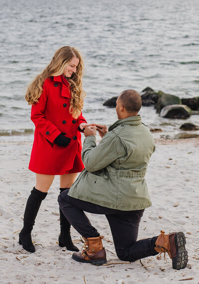 CT Proposal Photographers