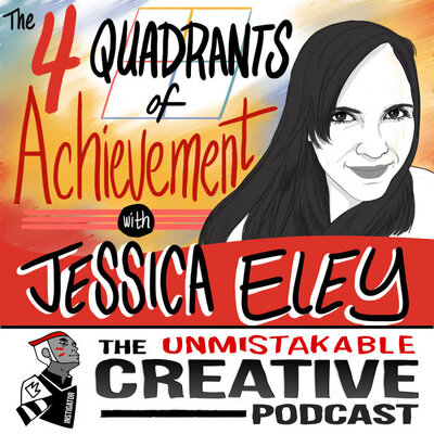 unmistakable-creative-podcast-jessica-eley-podcast-interview