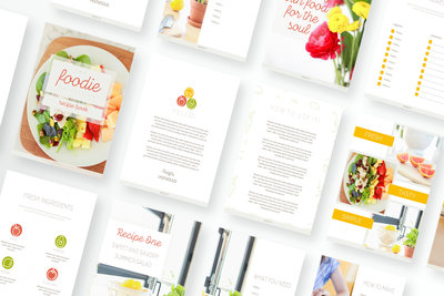 Foodie- recipe book