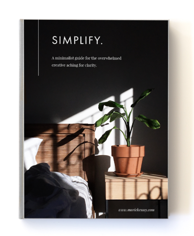Simplify Guide Mock Up