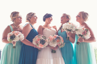 grande vista bay rockwood tn wedding teal