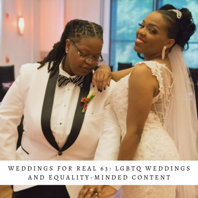 lgbtq weddings and equality minded content