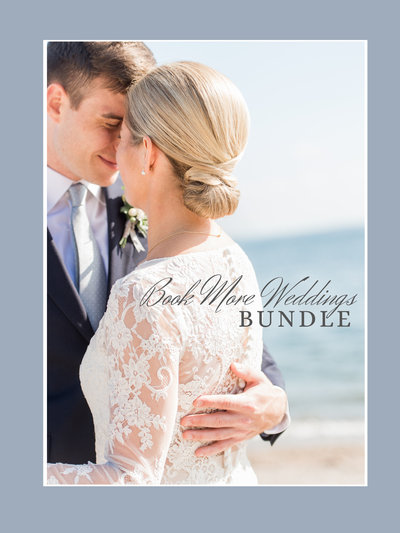 Book More Weddings Bundle Cover