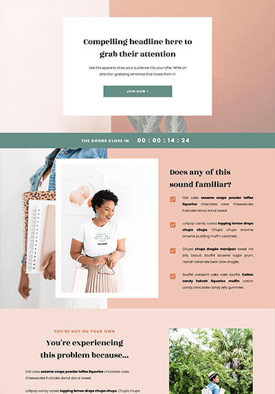 angelica-sales-page-showit-template