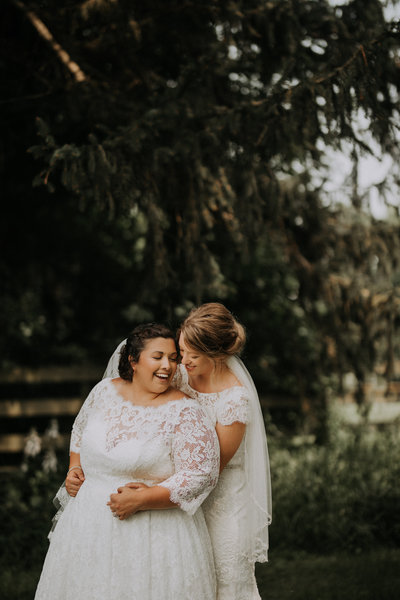 LGTBQ PNW Wedding Photographer Jamie Tobin Photography