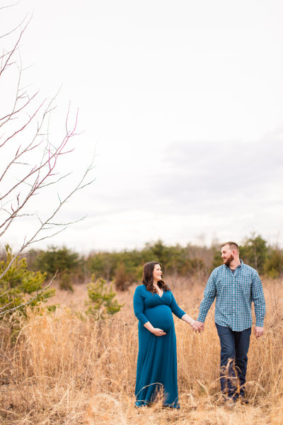 Stafford maternity photography by Marie Hamilton Photography in Virginia