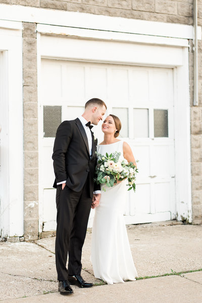 Bride and Groom Wedding Portrait Photography Austin Texas