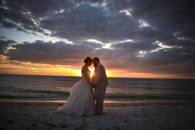 St Pete Lion's Club Tampa Bay Florida Elopement Wedding