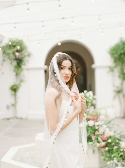 California Santa Barbara Wedding Venue Villa and Vine by Fine Art Film Wedding Photographer Sheri McMahon-00034