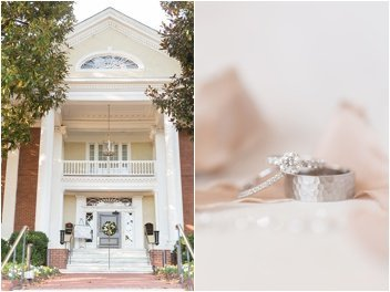 the poinsett club wedding day