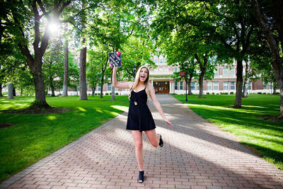 Eastern Washington University College graduation pictures