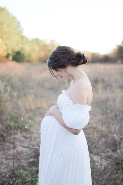 Southern California Photographer Tiffany Chi Photography Maternity Photos