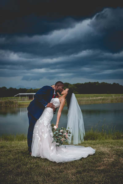 Fort Mill Charlotte Elopement Wedding Photographer The Farm At Brusharbor-2