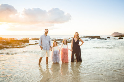 Classic Oahu Portrait Package