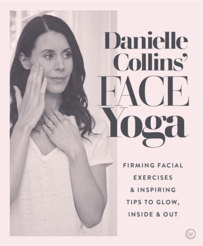 danielle collins face yoga book